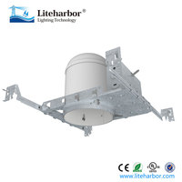 75W 5 Inch NON-IC New Construction E27 Base PAR30 Recessed Downlight