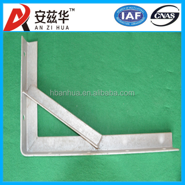 Transmission line accessories galvanized steel cross arm