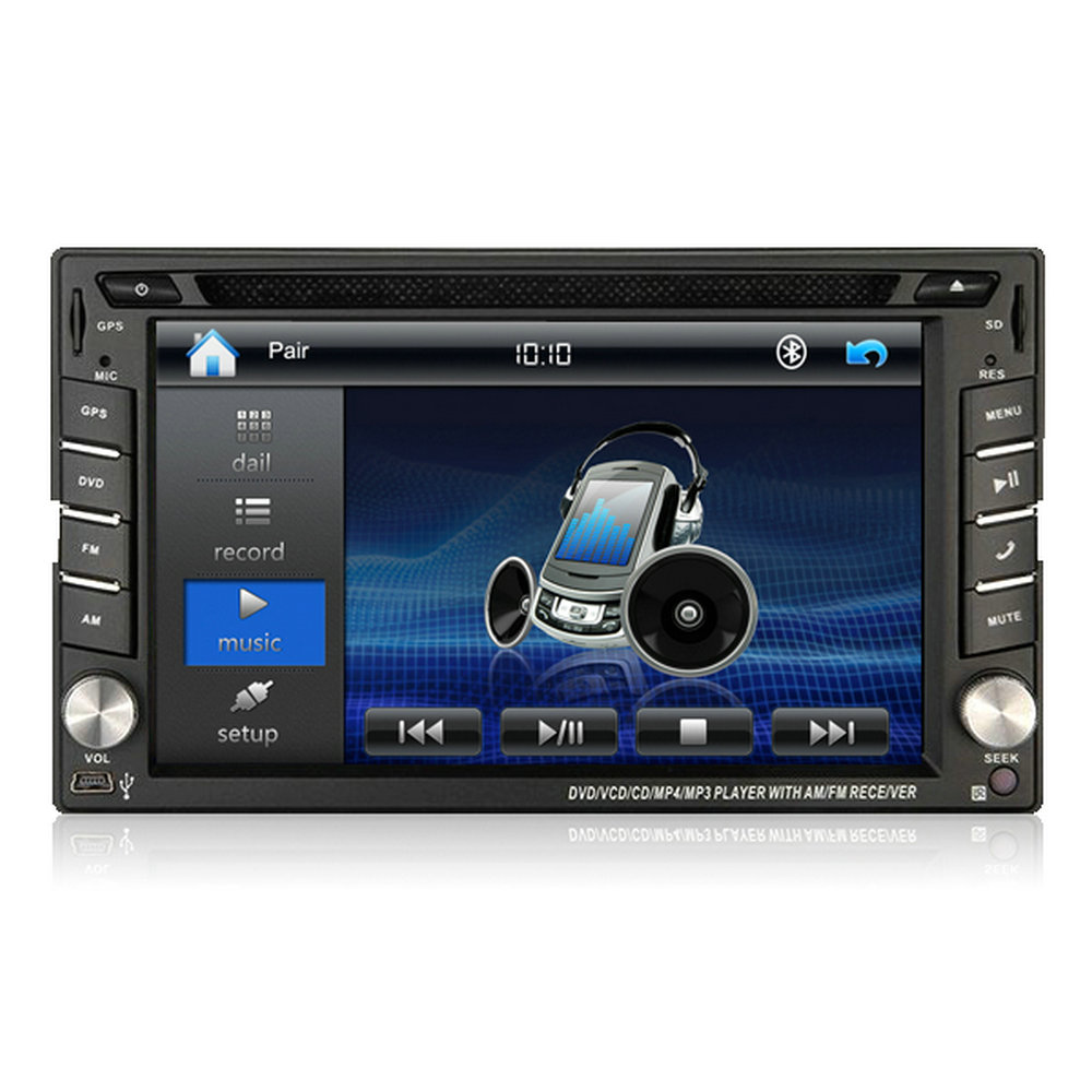 2 Din Touch Screen Dab Radio Car DVD GPS Navigation System for Suzuki Swift