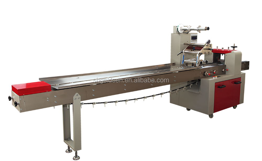 High speed CE standard Automatic chocolate foil wrapping machine