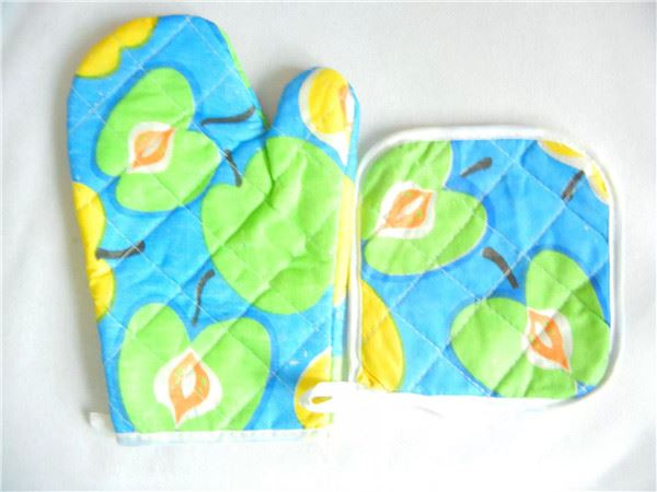 2014 New style pot holder latest design cheap cotton pot holder