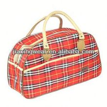 Fashion plain duffel bag for travel and promotiom,good quality fast delivery