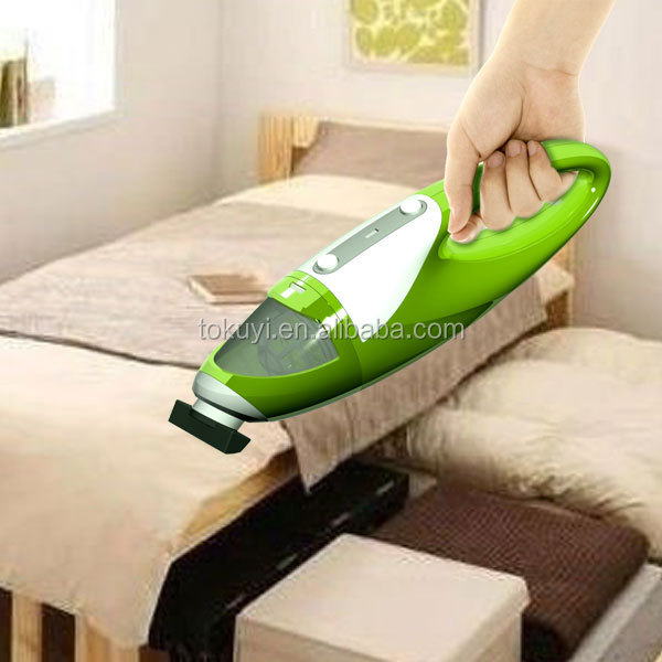 rechargeable car/pet/cabinet vacuum cleaner