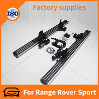 electric side steps running board Power Side Step for Land Rover Range Rover Sport side step bar Exterior Accessories