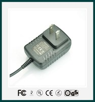 15v 500ma ac dc adapter 7.5w travel charger