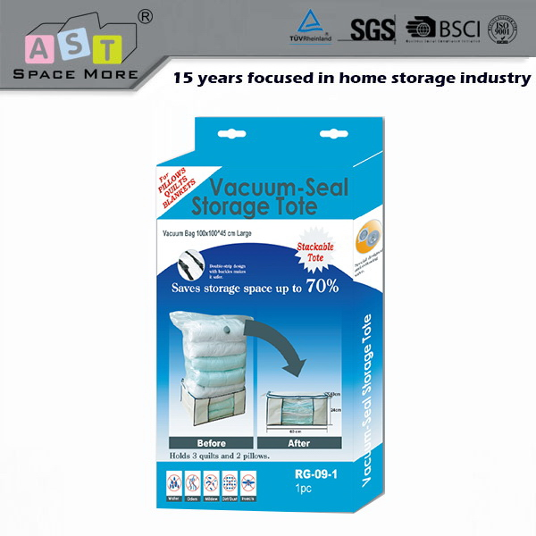 Quality durable cheap hot price new products cube vacuum storage bag