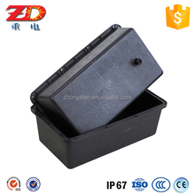 ZD 200 plastic sealed lead acid battery box