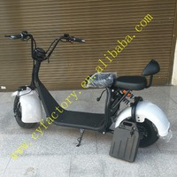 Powerful High Speed Lithium Battery Citycoco 1000W/1500W electric scooter