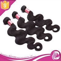 Oem Cuticle Can Be Bleached And Dyed Young Girl Virgin Hair Wefts