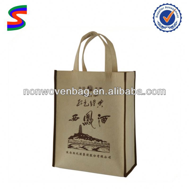 Wine Tasting Bags 2 Bottle Wine Bag