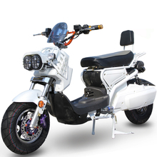 Japan Rechargeable 500W Electric Motorcycle