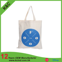 taobao eco-friendly handbag cotton canvas tote bag