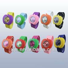 Fashion Design Slap Watch for Kids