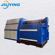 China manufacture Metal sheet thread hydraulic rolling machine for sale W11 6X1500