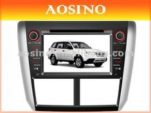Special car dvd player / car radio / car gps for new SUBARU Forester 2012 with bluetooth ipod tv gps navigation