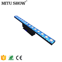 Led Pixel Bar Led Wall Wash Light Amber Color Matrix DJ Lighting wedding dj dance