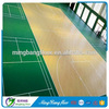 2017 Low price guaranteed quality basketball flooring for pvc