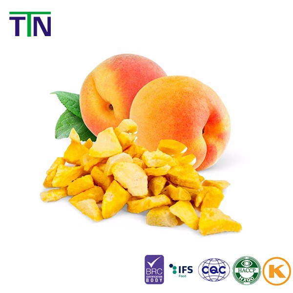 TTN 2016 Freeze Dried Food Dried Peach