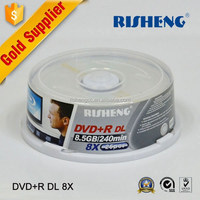 RISHENG Blank 8 5gb Double Layer