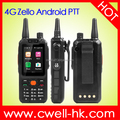 2.4 Inch Touch Screen 4G Smartphone with Zello Android Walkie Talkie PTT Alps F25