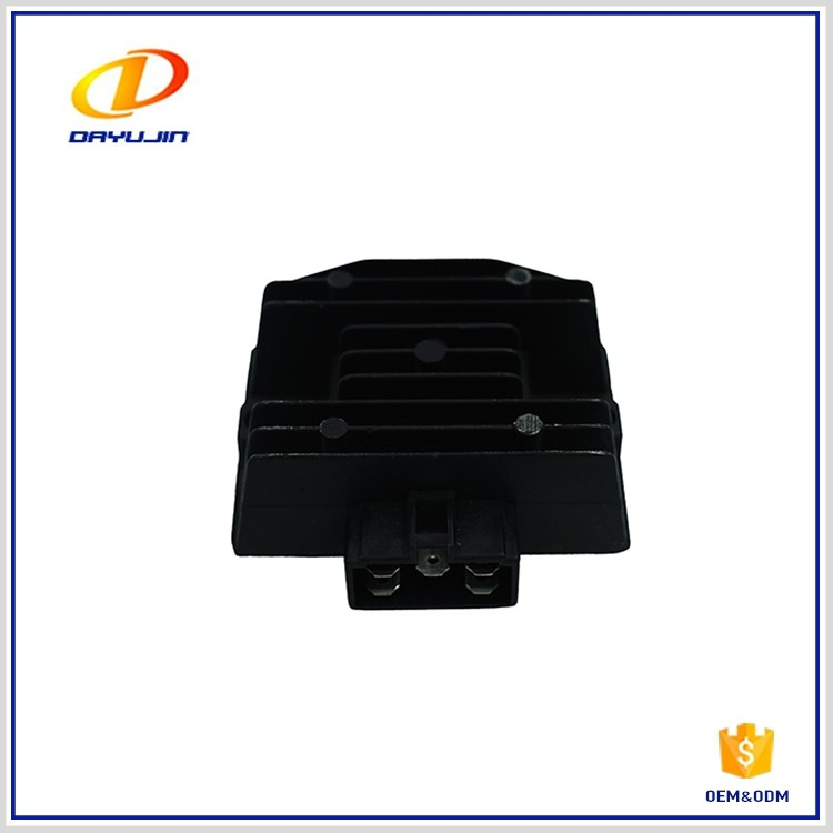 Good Material, Cheapest QJ150, Motorcycle Regulator Rectifier