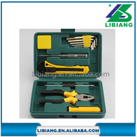high quality 12pcs equipped toolkit