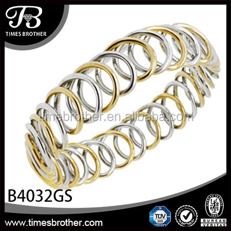 2015 high quality fashion jewelry titanium magnetic bracelet benefit