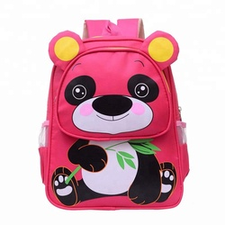 Toddle Cartoon Zoo Animal Panda backpack kids School Bag