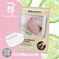 BRAPHY baby foot product exfoliating foot mask socks