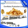 China manufacturer High Output Breakfast Maize Flakes Processing Line