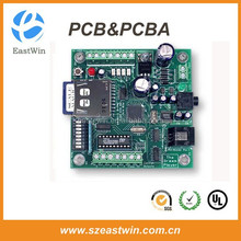 Bluetooth Amplifier PCBA with HC-05 bluetooth module cc2540