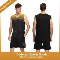 Cool style different colors basketball jersey design