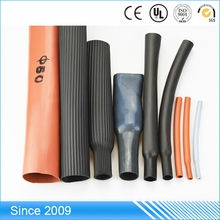 silicone heat shrink tube for high voltage electrical using