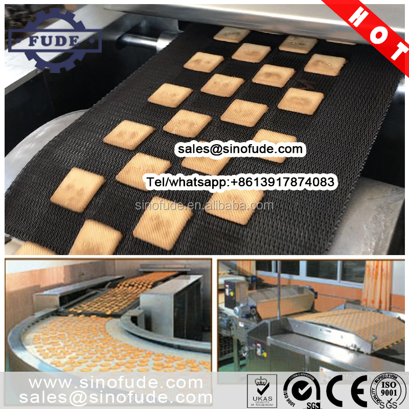 Automatic biscuit processing machine for making both soft and hard biscuit
