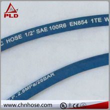 China Best Quality hydraulic hose rubber hose sae100 r3/din en 854 3te
