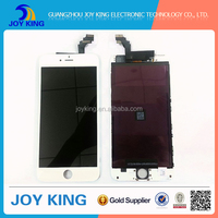 test well new original repair parts lcd digitizer for iphone 6g plus mobile phone lcd display from China supplier