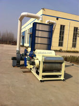produce geotextile fabric earthwork cloth Non-woven opener machine
