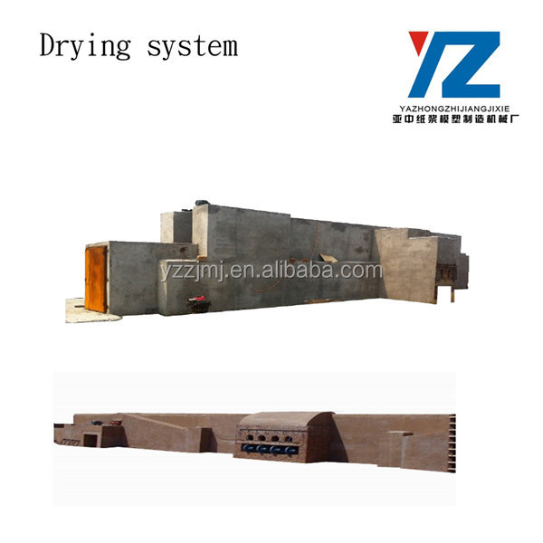 Egg tray maker machine and carton maker machine/paper pulp egg carton tray making machine/small paper recycling machine manufact
