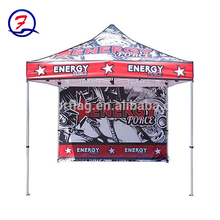 Outdoor event display advertising 10x10 ft pop up gazebos folding tent 3x3