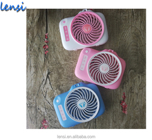 Cheap OEM Factory Direct Sale Handheld Usb Fan Battery Mini Usb Fan With Led Light