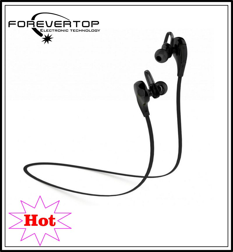 Different color to choose custom hi-fi stereo bluetooth earphone