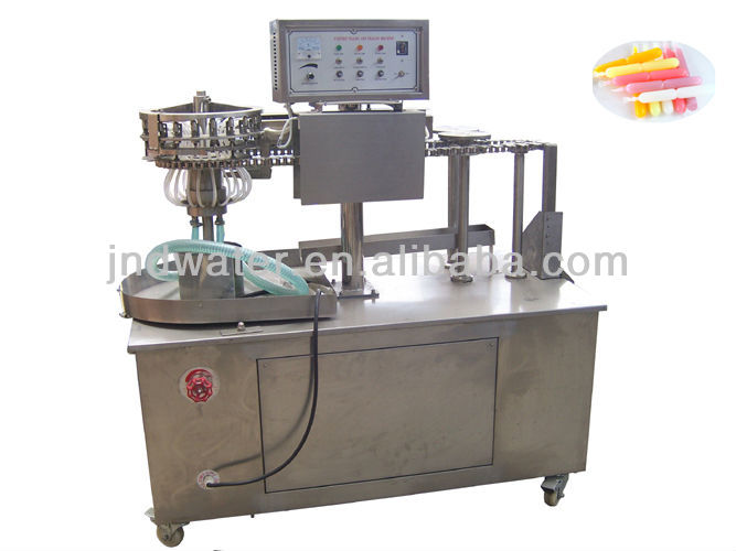 Automatic Ice POP Filling and Sealing Machines