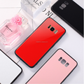 Tempered Glass Cell Phone Back Case for iphone X, 8, 8plus,7,7plus,6,6plus