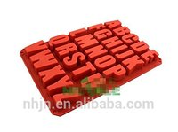 ABC Alphabet Beach Sand Mold Toy Set for Kids with 26 Letter Molds
