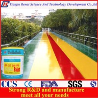 High quality Epoxy self-leveling floor paint