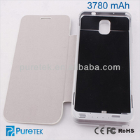 Micro USB External Power Charger Battery Case Cover Backup Charging for Samsung Galaxy Note 3 III N9000 Note3