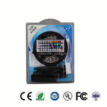 multi color led light with remote controller
