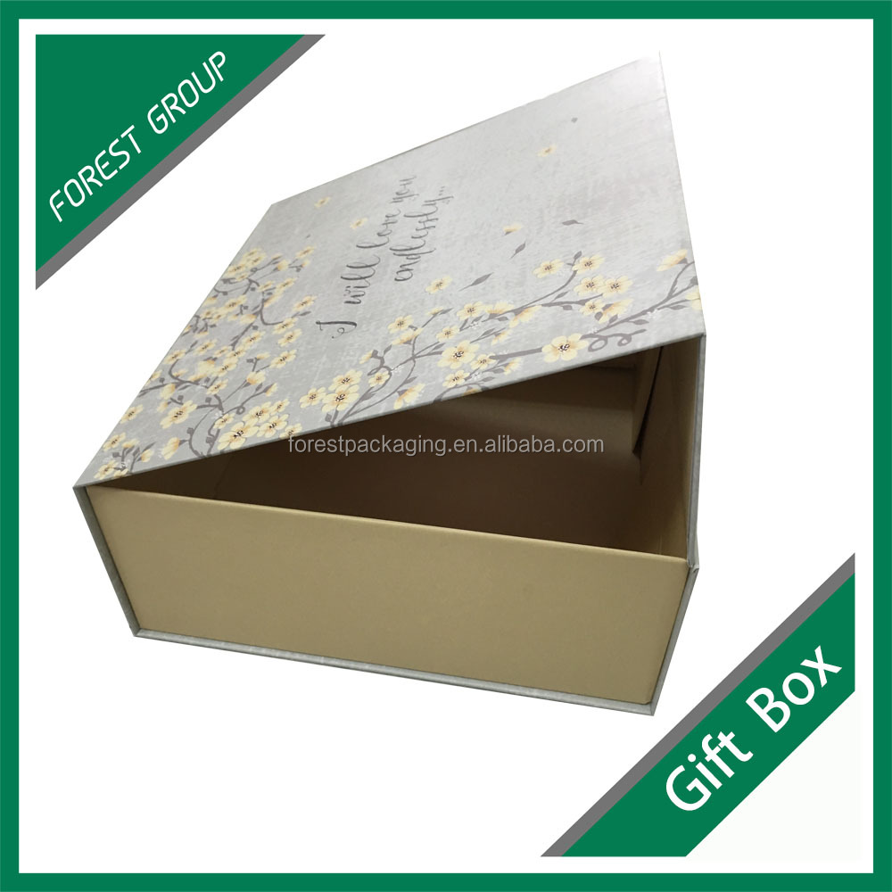 oem design d licat pliable magn tique fermeture papier cadeau bo te gros caisses d 39 emballage id. Black Bedroom Furniture Sets. Home Design Ideas