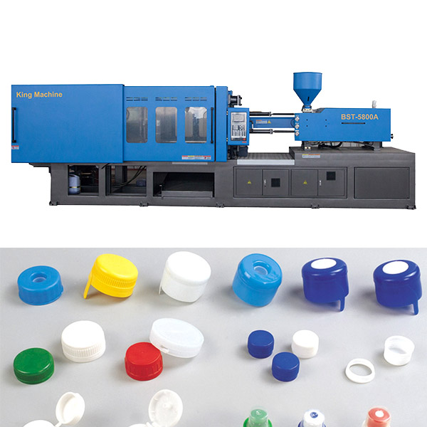 Plastic Bottle/ Bottle cap Injection Moulding Machine