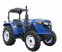 Luzhong 504 50hp 4X4 small farm tractor with dual PTO speed